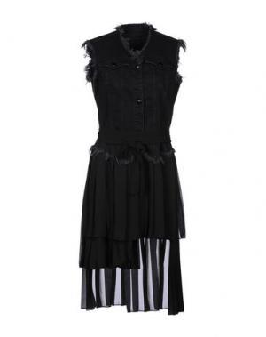 Короткое платье LIMITED EDITION. Цвет: черный