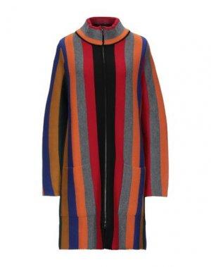 Пальто PIANURASTUDIO. Цвет: серый