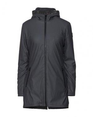 Пальто HOMEWARD CLOTHES. Цвет: стальной серый