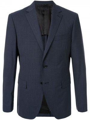 Durban строгий пиджак D'urban. Цвет: синий