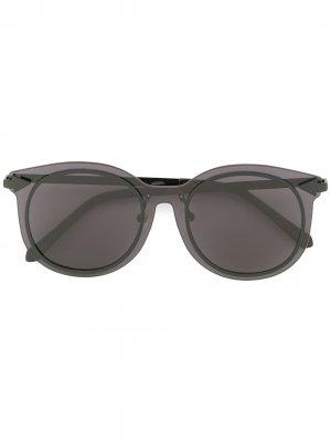Солнцезащитные очки Miss Persimmon Karen Walker. Цвет: черный