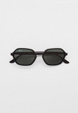 Очки солнцезащитные Ray-Ban® RB4361 601/71. Цвет: черный