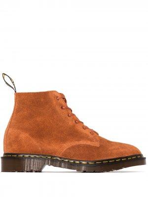 Ботинки по щиколотку Dr. Martens. Цвет: коричневый