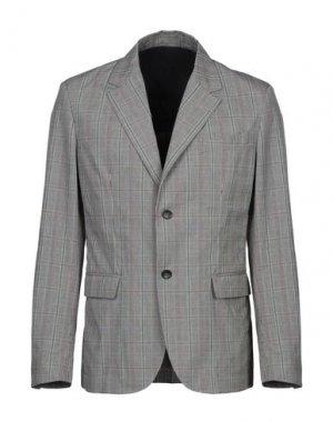 Пиджак DEPARTMENT 5. Цвет: серый