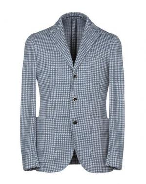 Пиджак CANTARELLI JERSEY PLANET. Цвет: синий