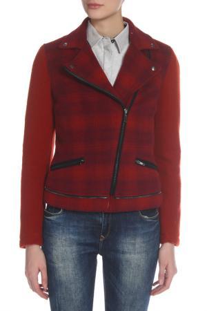 Куртка CNC COSTUME NATIONAL C'N'C'. Цвет: q561красный-бордовый