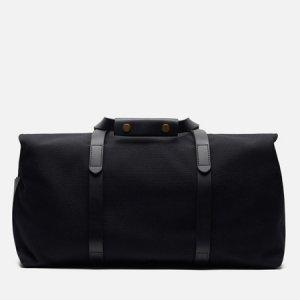 Дорожная сумка M/S Supply Mismo. Цвет: чёрный