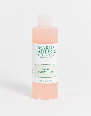 Мыло для тела Rose, 236 мл-Бесцветный Mario Badescu