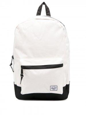 Рюкзак с нашивкой-логотипом Herschel Supply Co.. Цвет: белый
