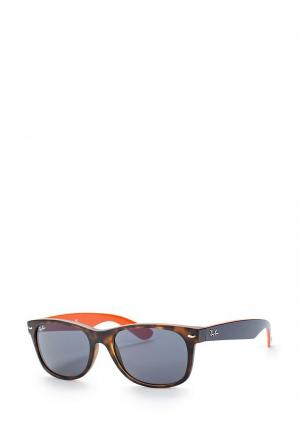 Очки солнцезащитные Ray-Ban® 0RB2132 6180R5. Цвет: коричневый