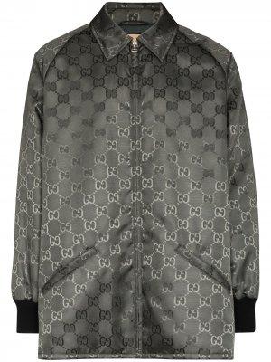 Куртка Off Grid Gucci. Цвет: серый