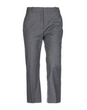 Повседневные брюки ALTUZARRA. Цвет: свинцово-серый