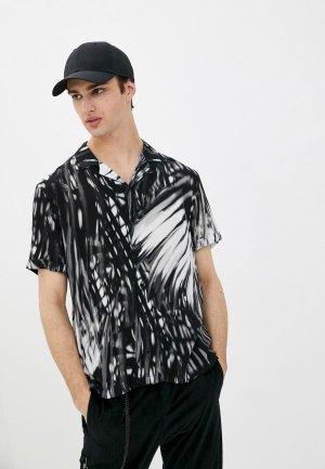 Рубашка Desigual. Цвет: черный