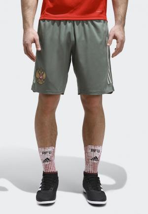 Шорты спортивные adidas RFU H GK SHO P. Цвет: хаки