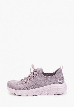 Кроссовки Skechers BOBS B FLEX. Цвет: фиолетовый