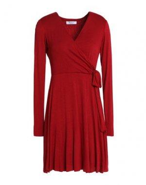 Короткое платье BAILEY 44. Цвет: красный