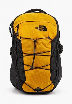 Рюкзак The North Face BOREALIS. Цвет: желтый