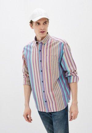Рубашка Gant Exclusive for Lamoda. Цвет: разноцветный