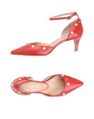 Туфли BRUNO PREMI. Цвет: красный