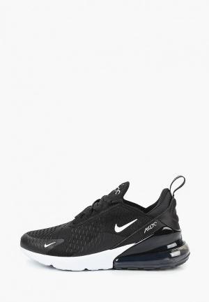 Кроссовки Nike AIR MAX 270 WOMENS SHOE. Цвет: черный