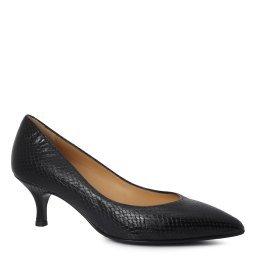 Туфли W524 черный GIOVANNI FABIANI