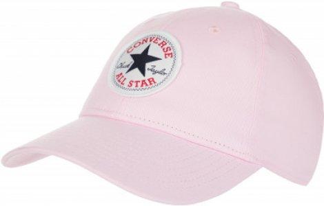 Бейсболка для девочек Converse. Цвет: розовый