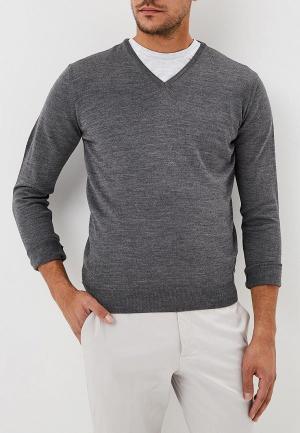 Пуловер Rifle. Цвет: серый