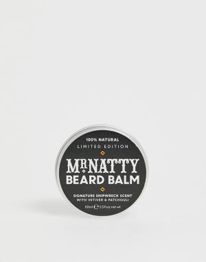 Бальзам для бороды -Бесцветный Mr Natty