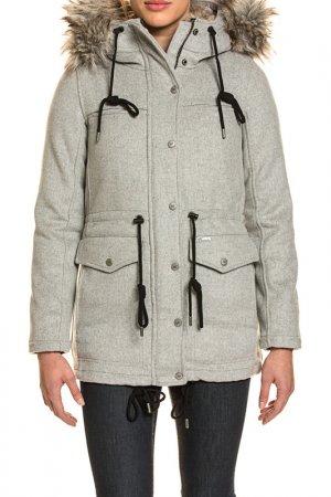 Jacket KHUJO. Цвет: gray