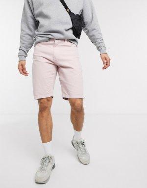 Розовые шорты -Розовый Dickies