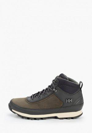 Ботинки Helly Hansen CALGARY. Цвет: хаки
