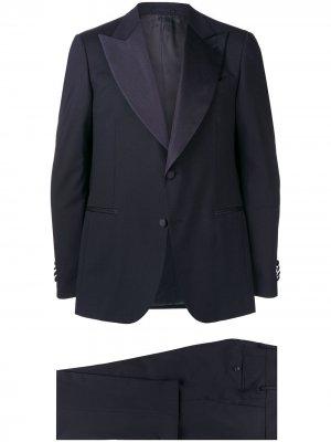 Delloglio вечерний костюм-двойка Dell'oglio. Цвет: синий