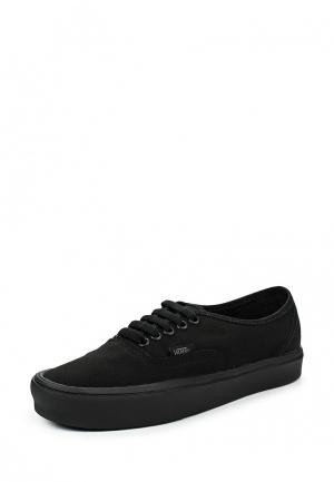 Кеды Vans UA AUTHENTIC LITE (Canvas) Bla. Цвет: черный