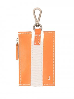Кошелек Le Porte Grain Jacquemus. Цвет: оранжевый