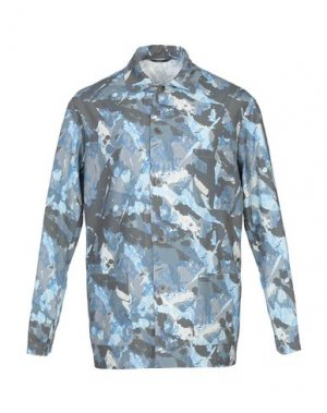 Пиджак HEVÒ. Цвет: свинцово-серый