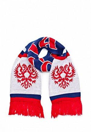 Шарф Atributika & Club™ RUSSIA. Цвет: разноцветный