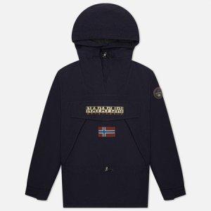 Мужская куртка анорак Skidoo 3 Napapijri. Цвет: синий