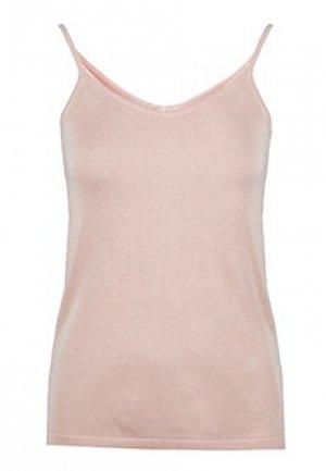 Топ MAX & MOI. Цвет: розовый