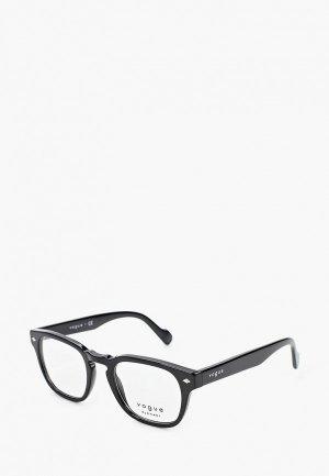Оправа Vogue® Eyewear VO5331 W44. Цвет: черный