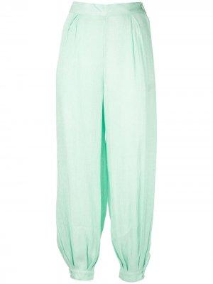 Пляжные шаровары Onia. Цвет: зеленый