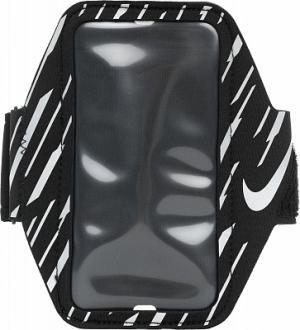 Чехол на руку для смартфона Smartphone Nike. Цвет: черный