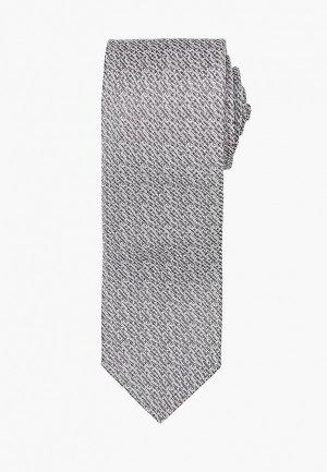 Галстук Colletto Bianco. Цвет: серый