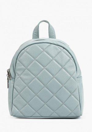 Рюкзак Снежная Королева. Цвет: голубой