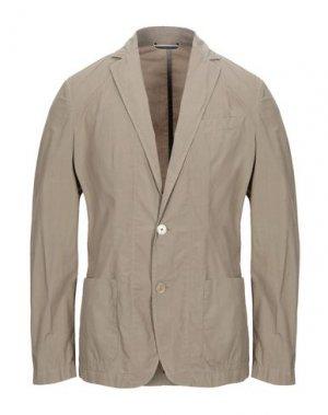 Пиджак BROOKSFIELD. Цвет: бежевый
