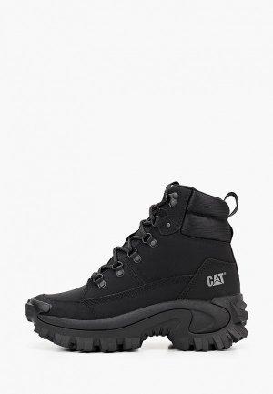 Ботинки Caterpillar TRESPASS. Цвет: черный