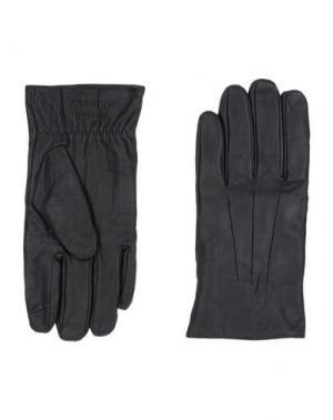 Перчатки JACK & JONES. Цвет: черный