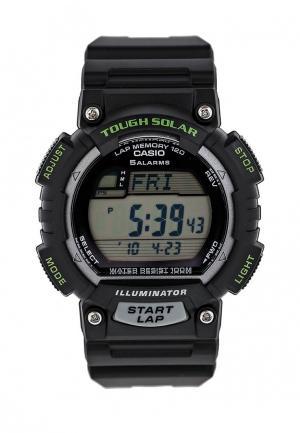 Часы Casio Collection STL-S100H-1A. Цвет: черный