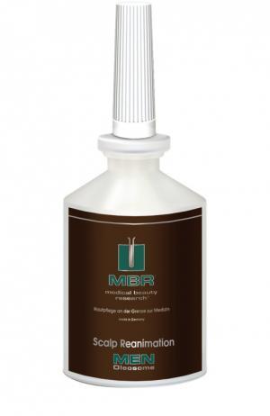 Мужской восстанавливающий тоник для волос Oleosome Scalp Reanimation Medical Beauty Research. Цвет: бесцветный