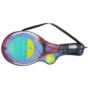Ракетки для большого тенниса с мячом, детские, цвет красный ONLITOP