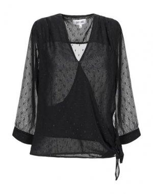 Блузка DRY LAKE.. Цвет: черный